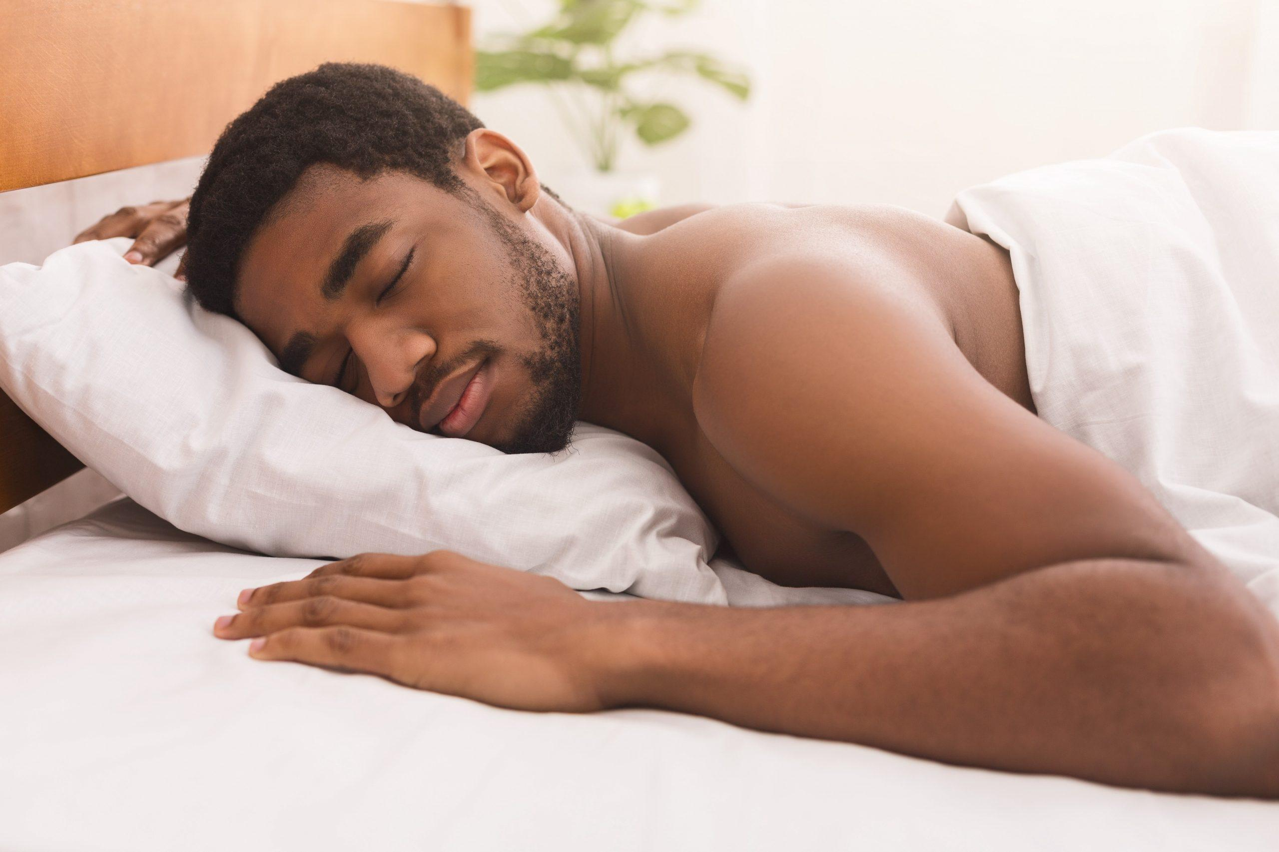 During Sleep Energy Consumption Is Lowered