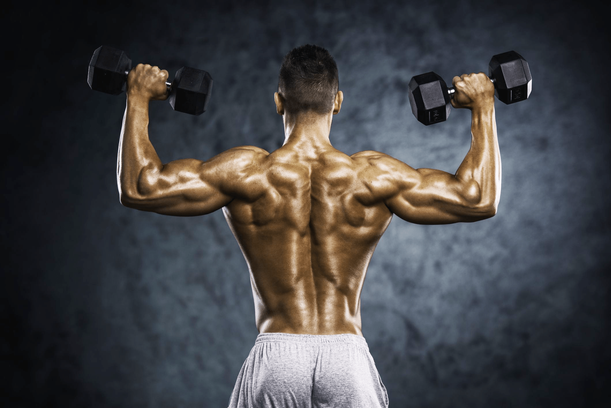 How To Get Swole Using Weights2