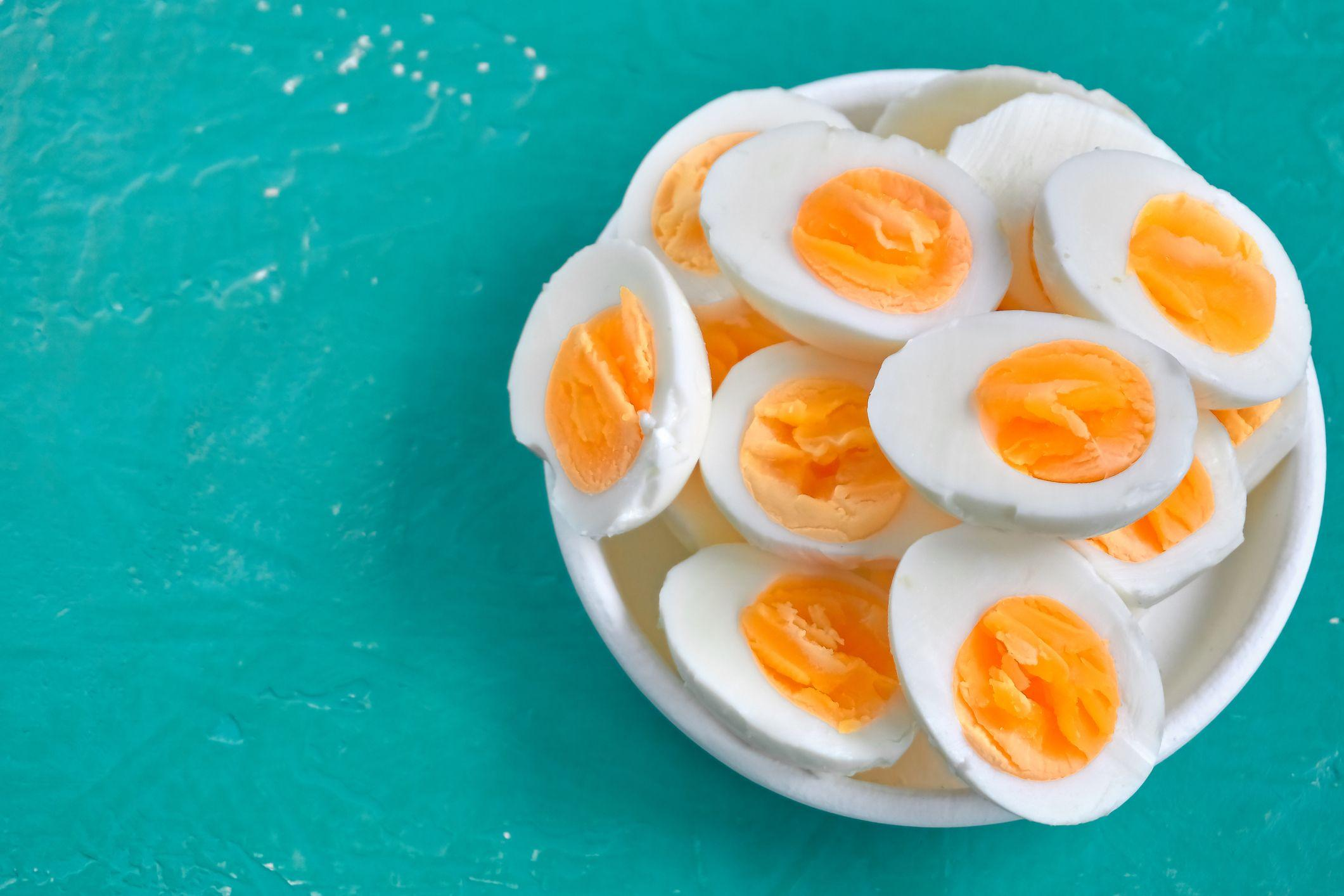 Power of Hard-Boiled Eggs