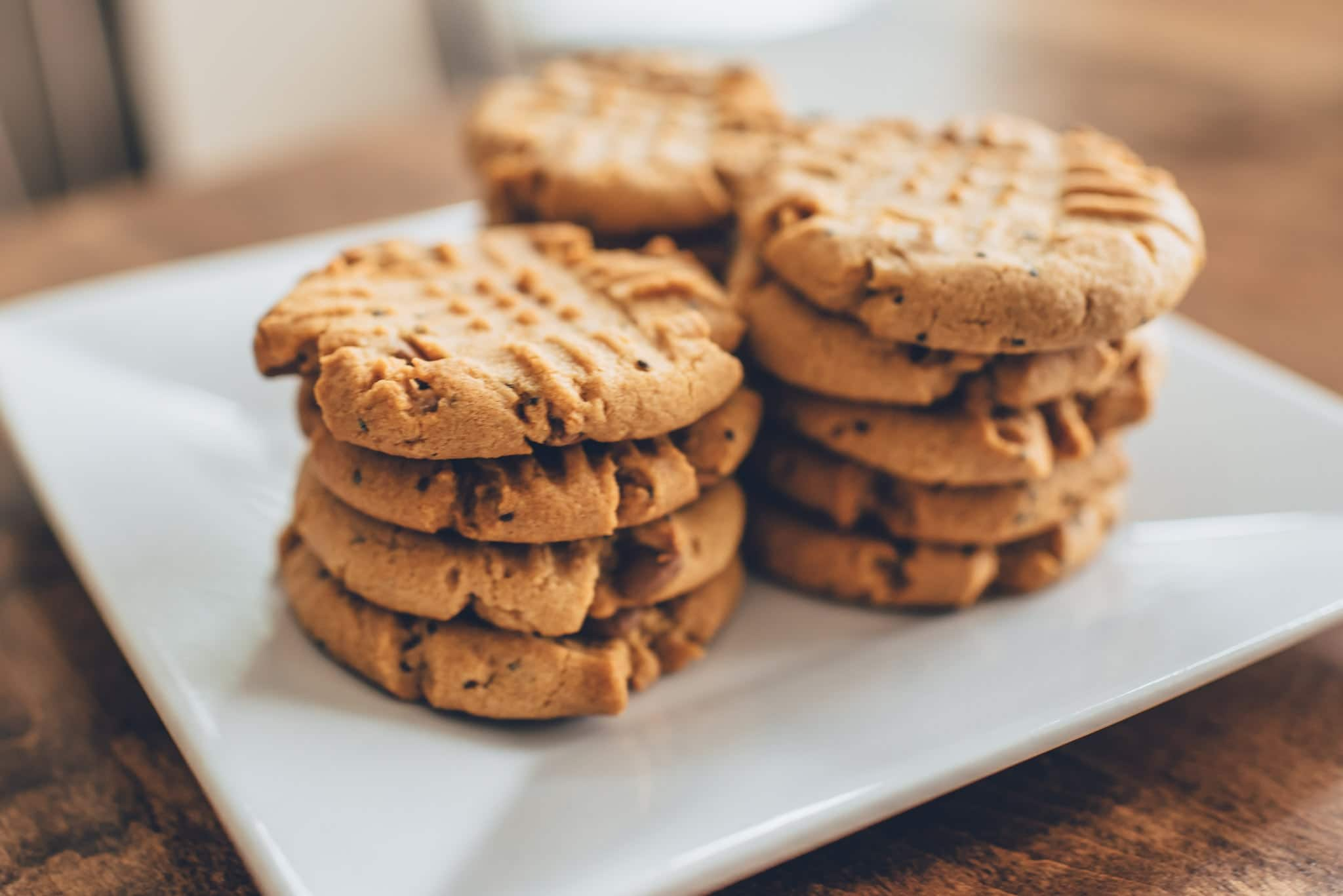 Protein Peanut Butter Cookies3