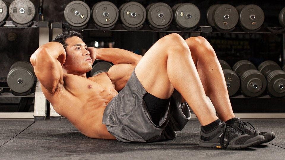 Recommended six pack abs workout
