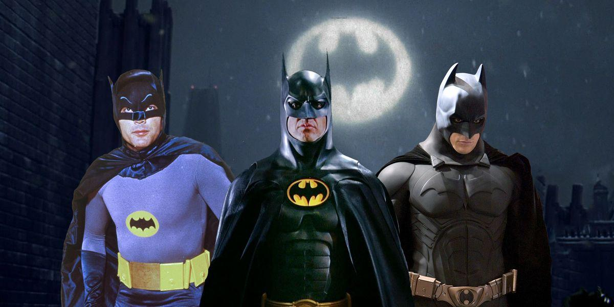 The Many Different Portrayals of Batman