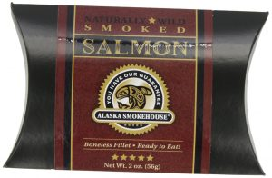 Alaska Smokehouse Smoked Salmon