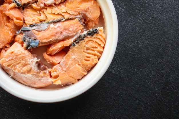 Canned Salmons