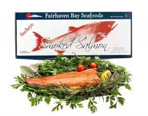 Fairhaven Bay Smoked Salmon