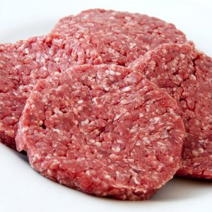Grass-Fed Beef Burgers