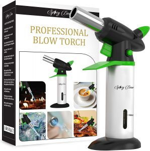 Spicy Dew Professional Culinary Kitchen Torch