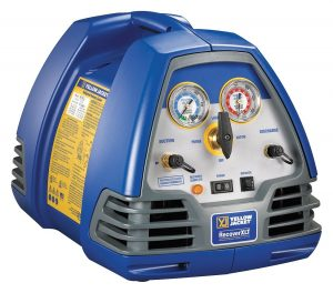 Yellow Jacket 95762 Recover XLT Refrigerant Recovery
