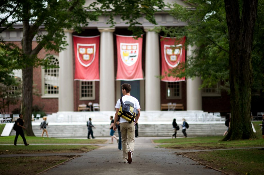 Journey of a Man From Poverty to Harvard