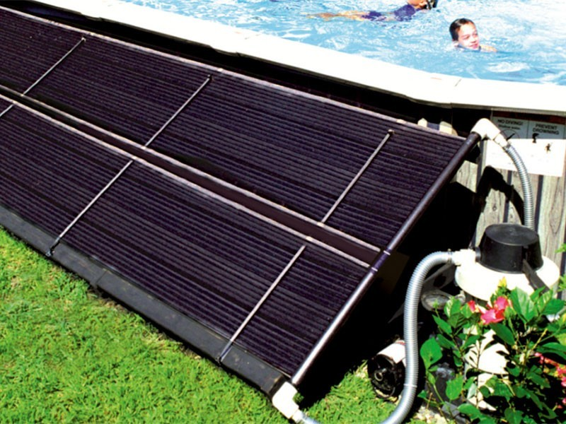Solar Heaters in Above Ground and InGround Pools