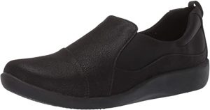 Clarks Womens CloudSteppers Sillian Paz Slip-On Loafer