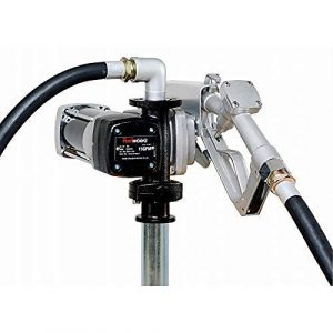 Fuelworks 10305708A 12V 15GPM Fuel Transfer Pump Kit