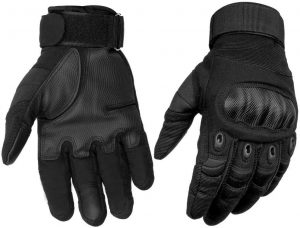 HOMEE Touch Screen Full Finger Tactical Gloves