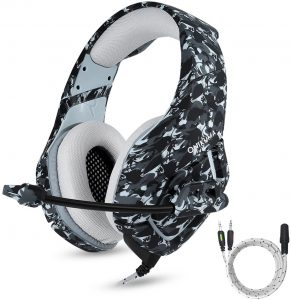 ONIKUMA PS4 Gaming Headset with Mic