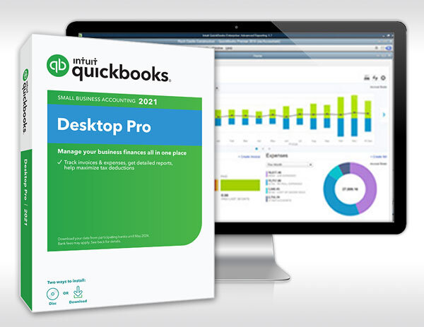 QuickBooks Pro 2017 Include Payroll