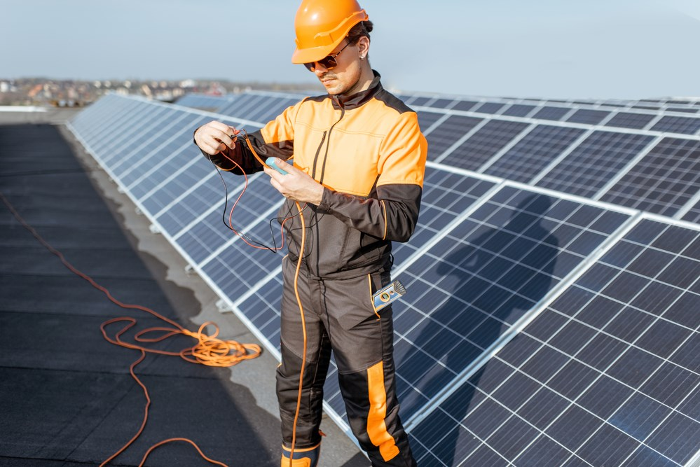 Solar Battery Chargers for Industrial RV and Marine Batteries