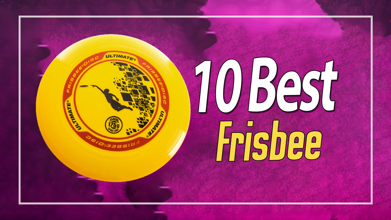 10 Best Frisbee In 2021 (Complete Review)