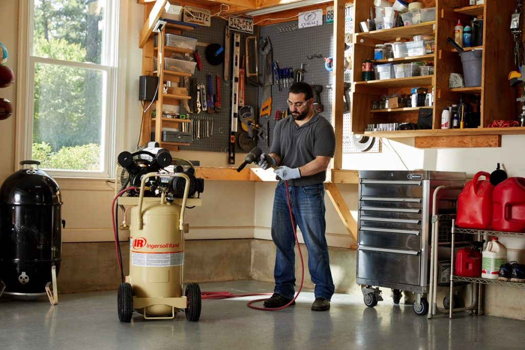 Best Air Compressors for Home Garage